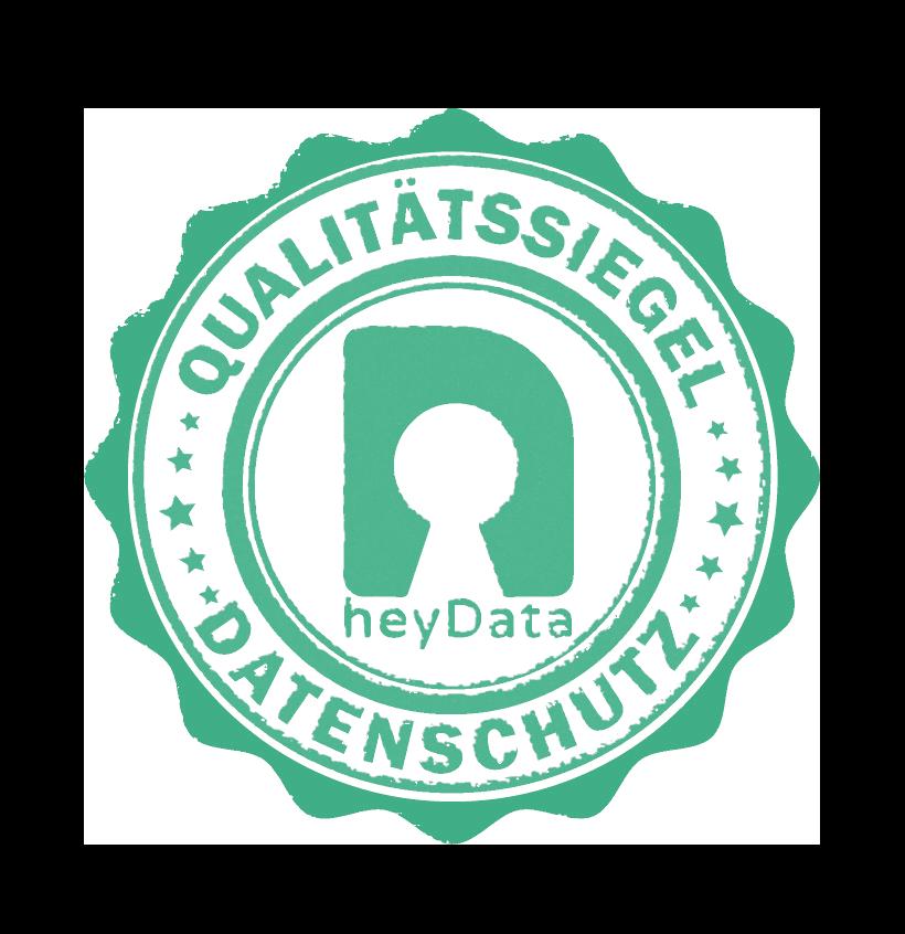 heydata Datenschutz logo